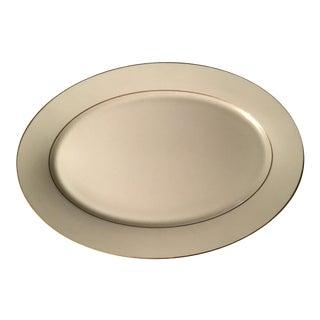 Vintage Lenox Oval Serving Platter For Sale