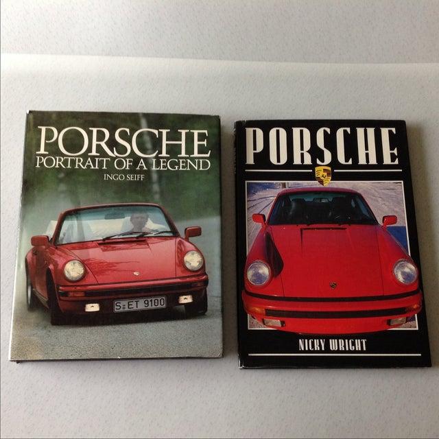 Vintage Porsche Books - A Pair - Image 2 of 11