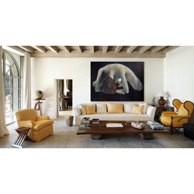 'Nuda Peccatum Aderit' Modern Painting - Image 3 of 9
