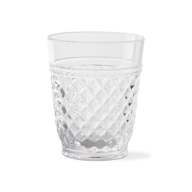 Villa Acrylic Double Old Fashion Glasses - Set 6 Our acrylic drinkware is perfect indoor or for outdoor activities. These...