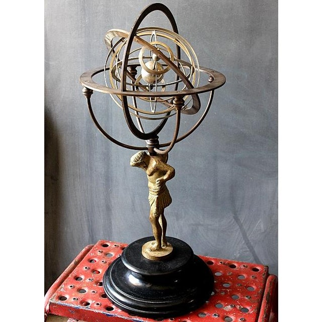 Contemporary Atlas Armillary - Image 2 of 5