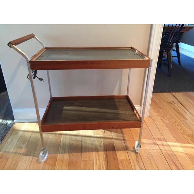 Salton Electric Serving Cart - Image 2 of 8