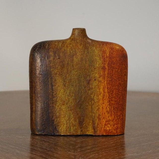 Marcello Fantoni Marcello Fantoni Wide Should Vase For Sale - Image 4 of 9