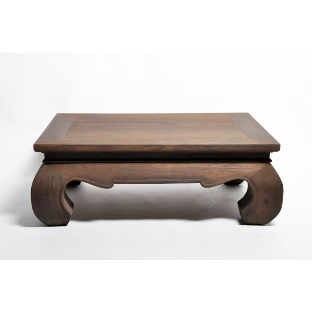 Contemporary Contemporary Thai Lanna Coffee Table For Sale - Image 3 of 13
