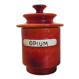Raymor Italian Drug Jar For Sale