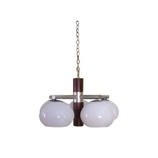 Atomic Mid-Century Modern 4 Globe Lamp