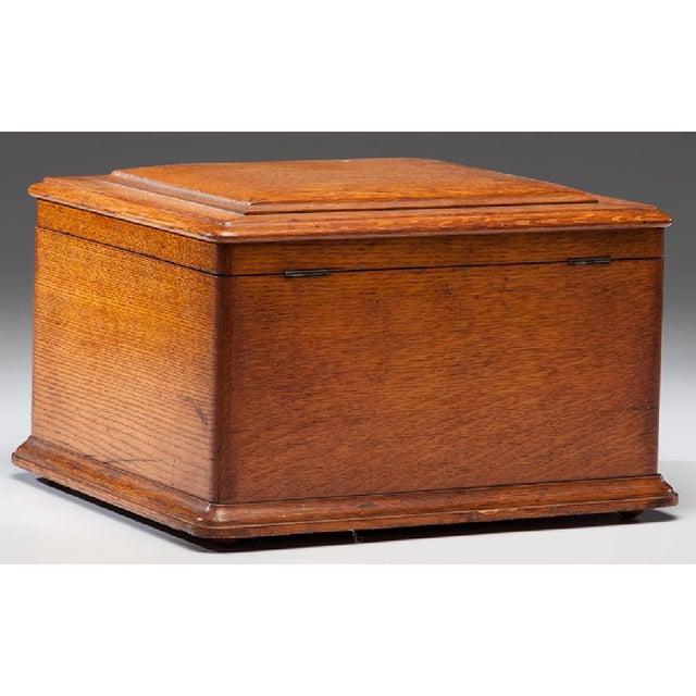 Antique Regina 11 Disc Music Box