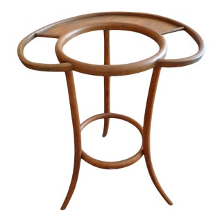 19th Century French Bentwood Wash-Stand For Sale