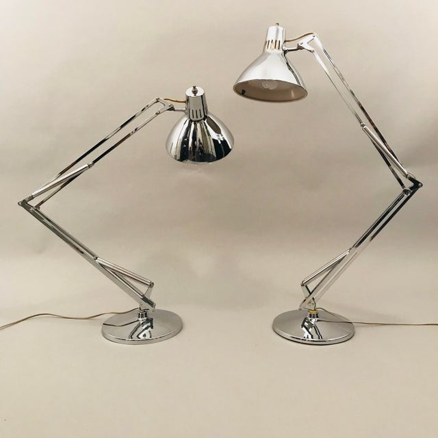 Pair of Luxo Norway Lamps For Sale - Image 9 of 9