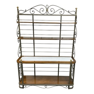 Drexel Heritage Bakers Rack For Sale