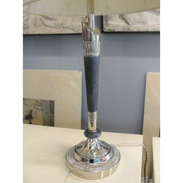 Pair of Rembrandt Column Lamps - Image 4 of 5