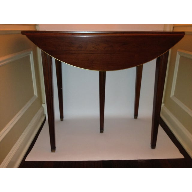 1950s Extension Waterfall Table - Image 2 of 4