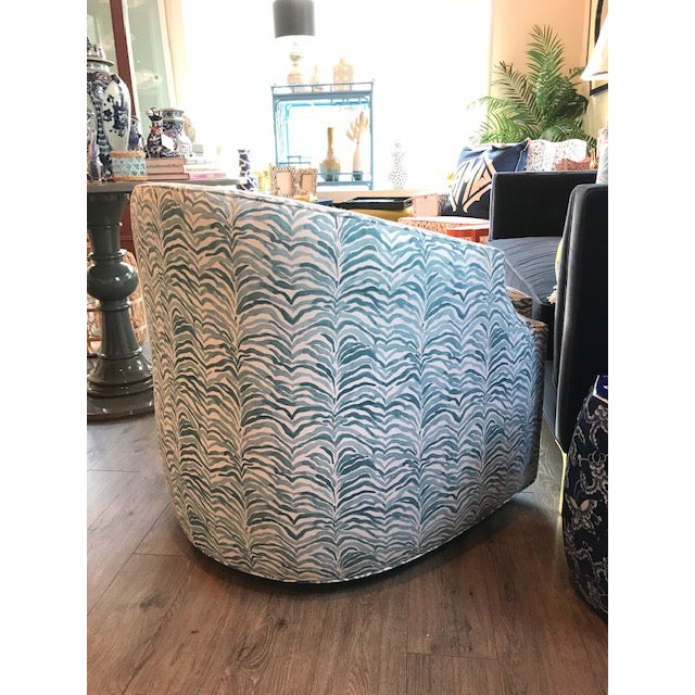 Stevie Swivel Chair For Sale - Image 4 of 5