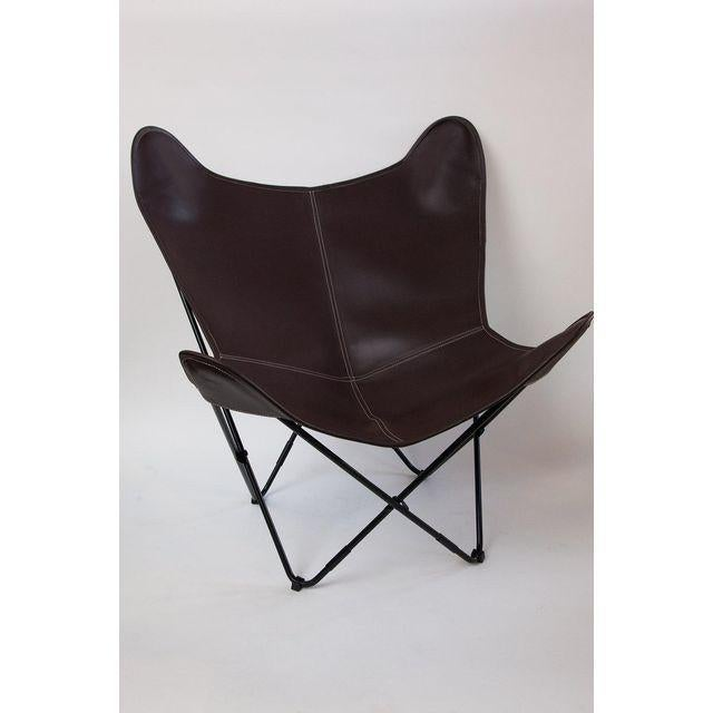 Argentine Import BKF Original Design Butterfly Chair For Sale - Image 4 of 7