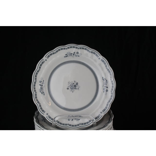 English Traditional Royal Doulton of England Traditional Dinner China - 60 Pieces For Sale - Image 3 of 10