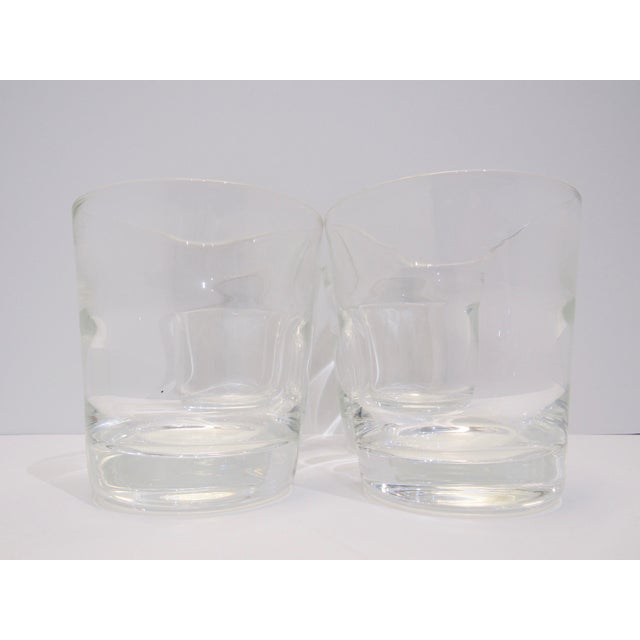 Tiffany and Co. Low Ball Glasses by Tiffany & Co - Set of 4 For Sale - Image 4 of 13
