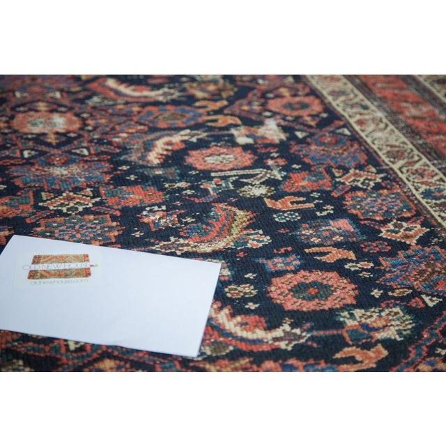 """Antique Malayer Rug - 4'1"""" X 6'6"""" - Image 9 of 9"""