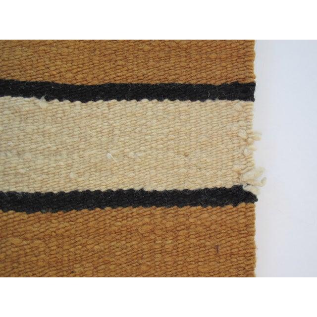 Striped Navajo Rug - 2′6″ × 5′6″ - Image 9 of 10