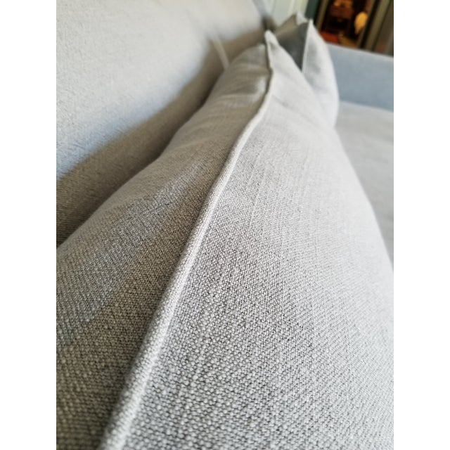 have rustic a not n linen i you for ektorp bedskirt my gorgeous try part making give or decided the made ruffled to sofa may remember slipcover farmhouse