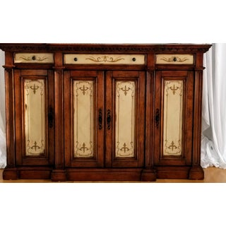 Hooker Furniture Cabinet Preview