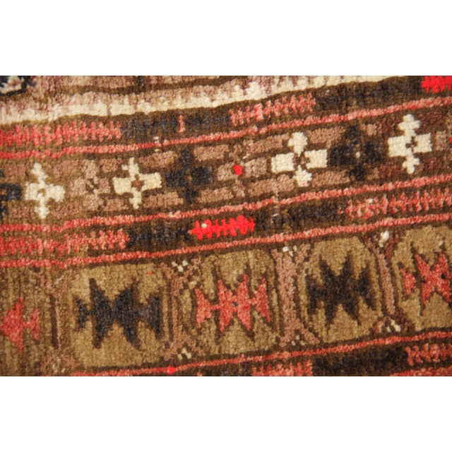 Vintage Baluchi Persian Rug - 2′5″ × 3′9″ - Image 5 of 6