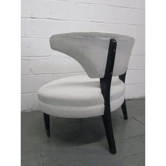 Mid-Century Modern Mid-Century Modern Lounge Chair For Sale - Image 3 of 6