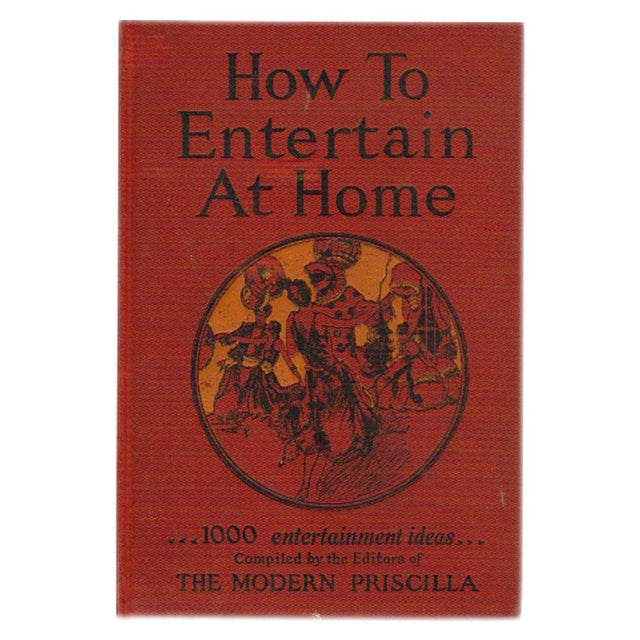 How to Entertain at Home: 1000 Entertainment Ideas - Image 1 of 2