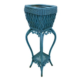 "Antique Victorian ""Peacock"" Plant Stand For Sale"