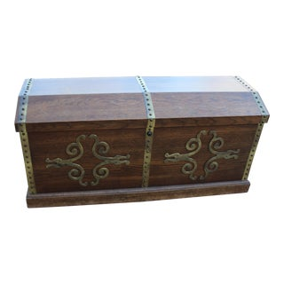 1973 Vintage Lane Cedar Hope Chest For Sale