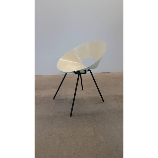 Donald Knorr Chair for Knoll Associates, 1948 'Moma Design Competition Winner' For Sale In Providence - Image 6 of 6