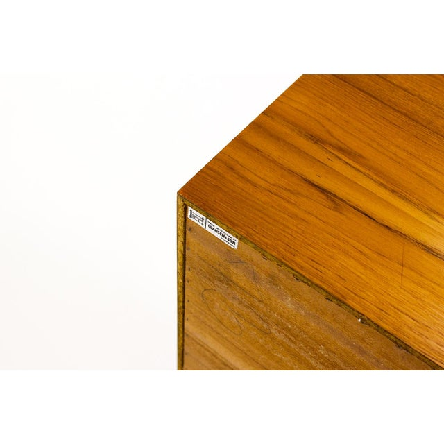 Clausen + Søn Mid Century Teak Credenza For Sale - Image 10 of 11