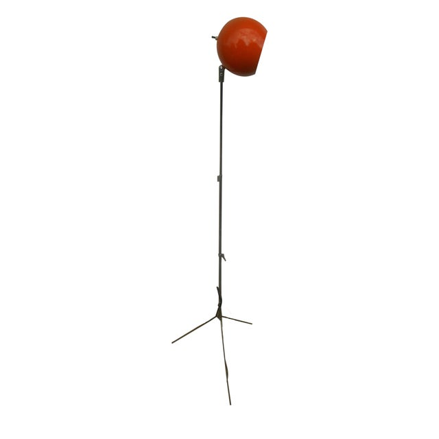 Mid Century Modern Atomic Eyeball Floor Lamp - Image 1 of 5