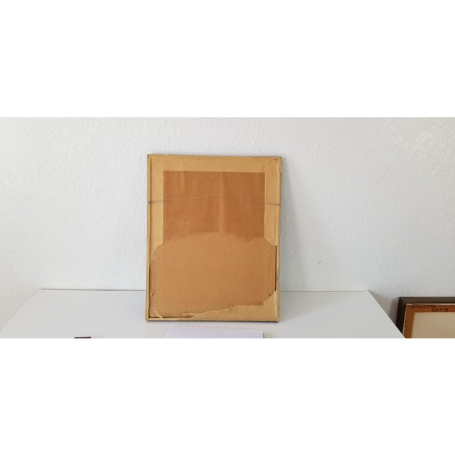 1990 Ghort Marino Abstract Nude Female Painting For Sale - Image 10 of 11