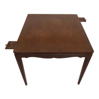 Mid-Century Modern Fine Arts Furniture Co. Game Table For Sale
