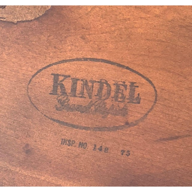 Kindel Borghese Dining Set - 7 Pieces For Sale - Image 12 of 13