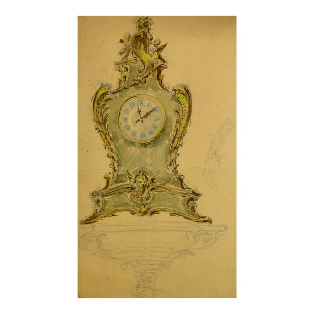 Mantel Clock For Sale