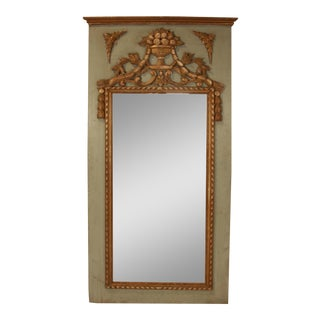 18th Century French Avignon Mirror For Sale