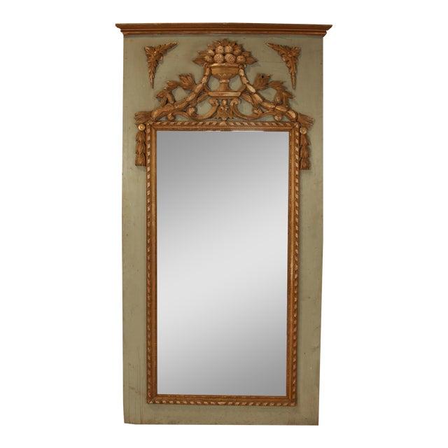 18th Century French Avignon Mirror For Sale
