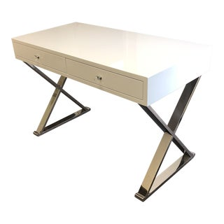 Worlds Away Jared Desk For Sale