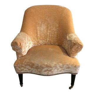 Kravet Upholstered Club Chair