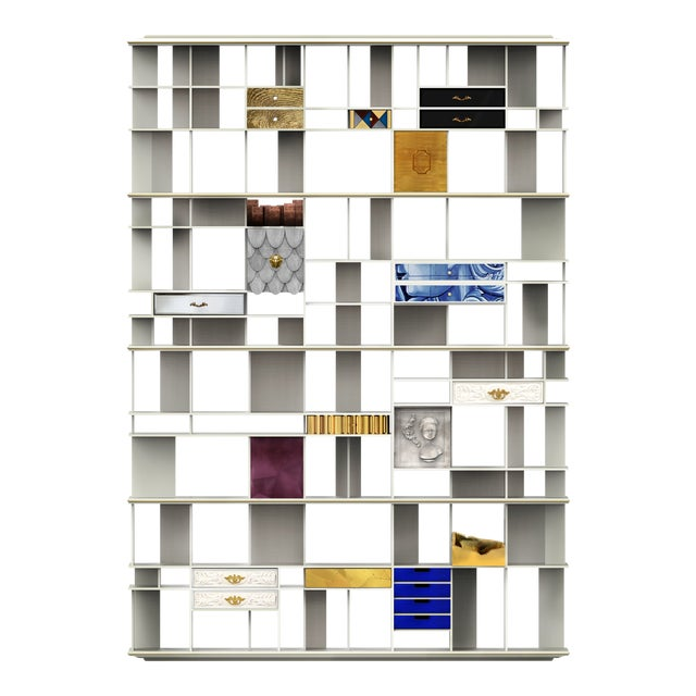 Coleccionista Bookshelf From Covet Paris For Sale
