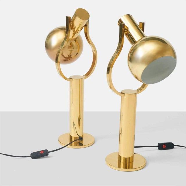 Adjustable Table Lamps by Staff Leuchten - A pair For Sale - Image 9 of 9