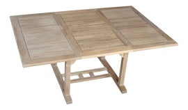 Image of English Outdoor Tables