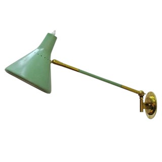 Stilux Swing Arm Wall Lamp For Sale