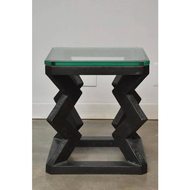 Gene Summers Bronze F15 Table For Sale - Image 9 of 10