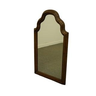 Henredon Furniture Italian Provincial Walnut Dresser/Wall Mirror For Sale
