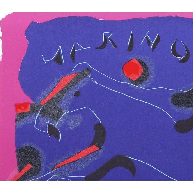 Artist: Marino Marini, Italian (1901 - 1980)<br>Title: Galloping Horse (Homage a Marino)<br>Year: circa 1975<br>Medium:...