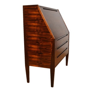 Kai Kristiansen for HNJ/Torring Danish Rosewood Secretary / Vanity For Sale