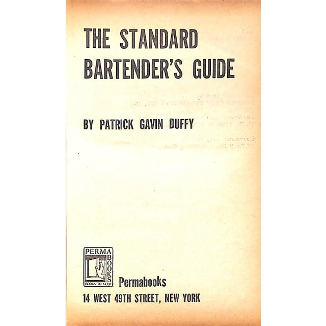 The Standard Bartender's Guide - Image 3 of 6