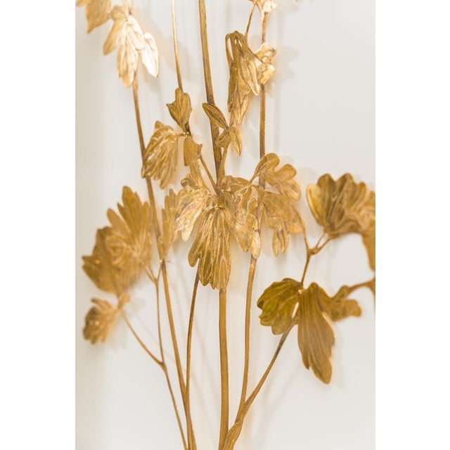 Sophie Coryndon Sophie Coryndon, Illuminated Herbarium Triptych, Uk For Sale - Image 4 of 9